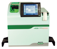 Ves-Matic CUBE 200 - Menarini Diagnostics France